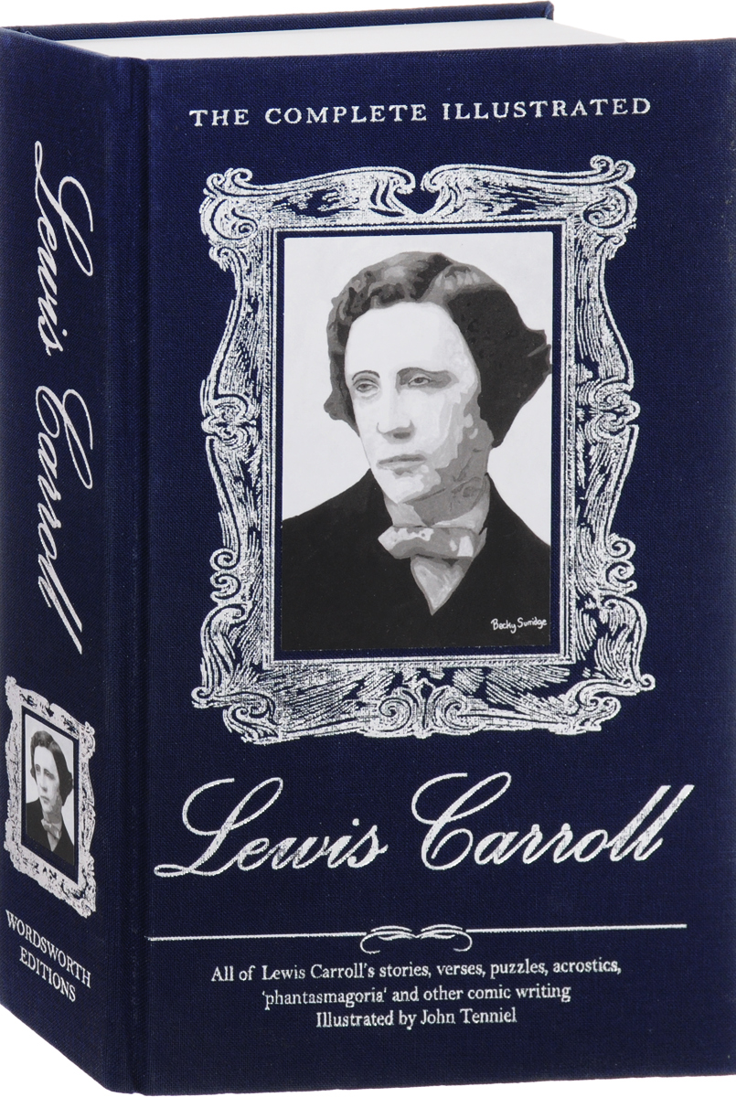 The Complete Illustrated Lewis Carroll carroll l the complete illustrated works of lewis carroll