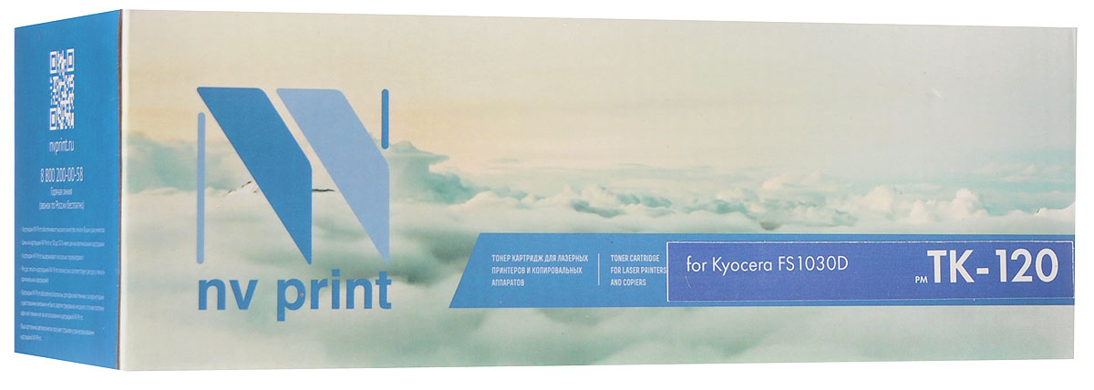 NV Print TK120, Black тонер-картридж для Kyocera FS-1030DNV-TK120Совместимый лазерный картридж NV Print TK120 для печатающих устройств Kyocera - это альтернатива приобретению оригинальных расходных материалов. При этом качество печати остается высоким. Картридж обеспечивает повышенную чёткость чёрного текста и плавность переходов оттенков серого цвета и полутонов, позволяет отображать мельчайшие детали изображения.Лазерные принтеры, копировальные аппараты и МФУ являются более выгодными в печати, чем струйные устройства, так как лазерных картриджей хватает на значительно большее количество отпечатков, чем обычных. Для печати в данном случае используются не чернила, а тонер.