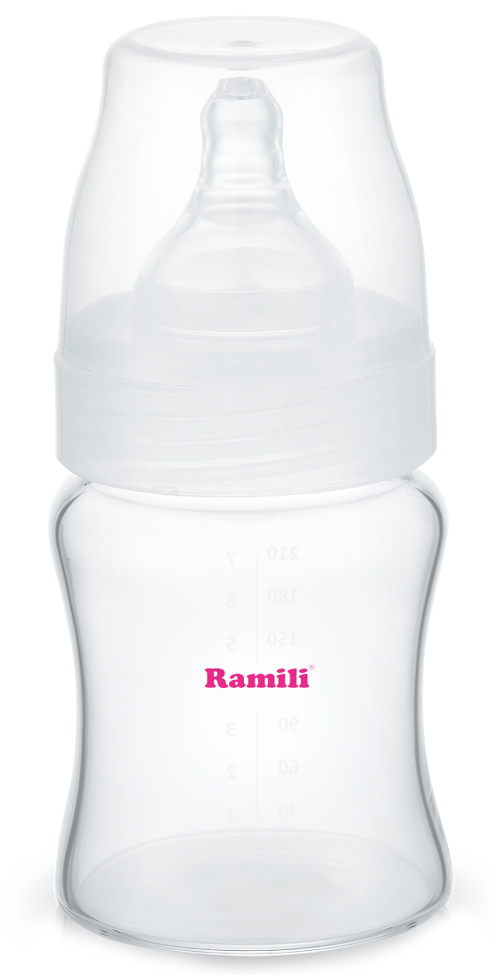 Ramili Бутылочка для кормления от 0 месяцев 210 мл