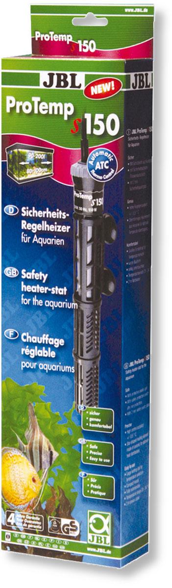 Нагреватель для аквариума JBL ProTemp S, с терморегулятором, 150 ВтJBL6042400Нагреватель JBL ProTemp S обеспечивает высокую точность поддержания заданной температуры. Идеальная передача температуры за счет нагревательного элемента из керамики. Полностью погружной. Ударопрочный корпус, выполненный из высококачественного стекла, обеспечивает нагревателю долгий срок эксплуатации. Нагреватель оснащен терморегулятором со шкалой температуры. Пластиковый кожух защитит рыб от ожогов. Крепится при помощи двух присосок. Автоматическое отключение нагревателя при понижении уровня воды или при его извлечении.Мощность: 150 Вт.Температура: 20-34°С.Рекомендуемый объем аквариума: 90-200 л.Напряжение: 220-240В.Частота: 50/60 Гц.Длина нагревателя: 27 см.