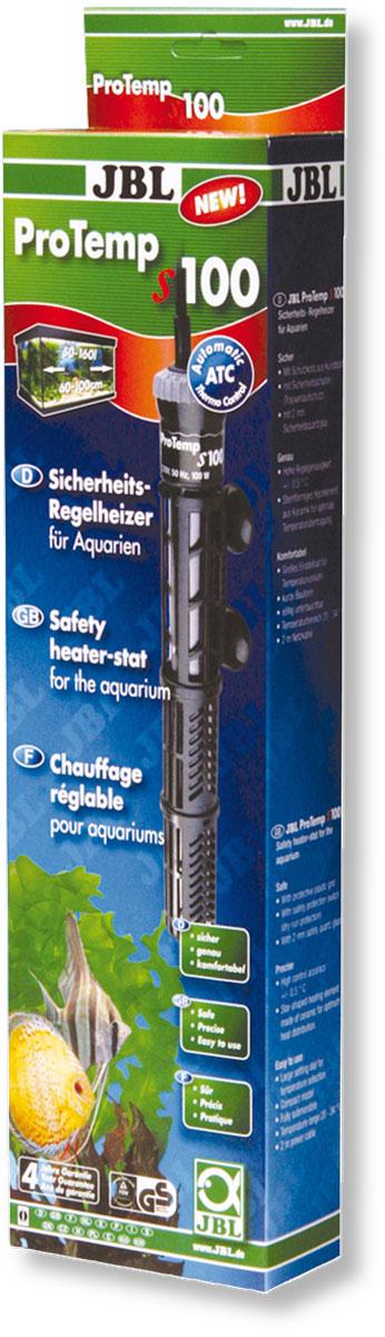 Нагреватель для аквариума JBL ProTemp S, с терморегулятором, 100 ВтJBL6042300Нагреватель JBL ProTemp S обеспечивает высокую точность поддержания заданной температуры. Идеальная передача температуры за счет нагревательного элемента из керамики. Полностью погружной. Ударопрочный корпус, выполненный из высококачественного стекла, обеспечивает нагревателю долгий срок эксплуатации. Нагреватель оснащен терморегулятором со шкалой температуры. Пластиковый кожух защитит рыб от ожогов. Крепится при помощи двух присосок. Автоматическое отключение нагревателя при понижении уровня воды или при его извлечении.Мощность: 100 Вт.Температура: 20-34°С.Рекомендуемый объем аквариума: 50-160 л.Напряжение: 220-240В.Частота: 50/60 Гц.Длина нагревателя: 27 см.