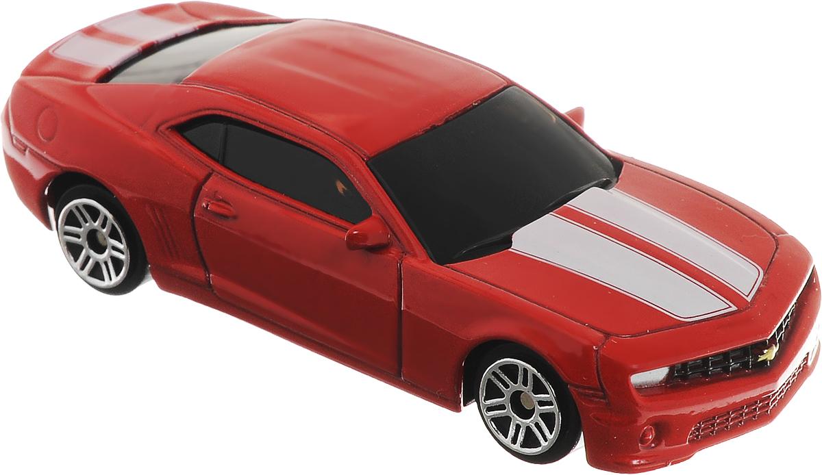 Рыжий Кот Модель автомобиля Chevrolet Camaro Масштаб 1/64
