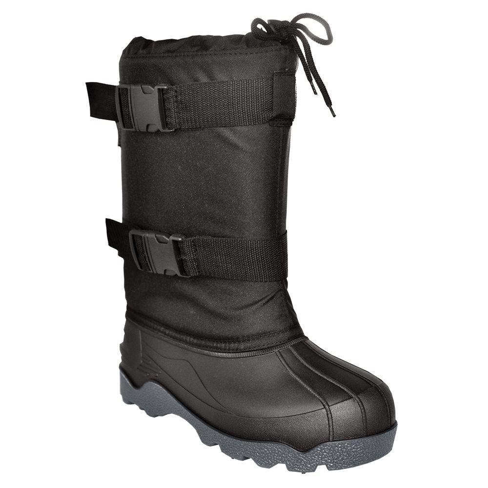 Сапоги мужские FisherMan Nova Tour Неро, цвет: черный. 95653-974. Размер 45