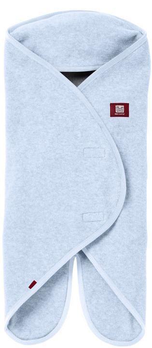 Конверт для новорожденного Red Castle Babynomade Polaire, цвет: голубой, серый. 836147. Размер 62 red castle® позиционер подушка для сна red castle
