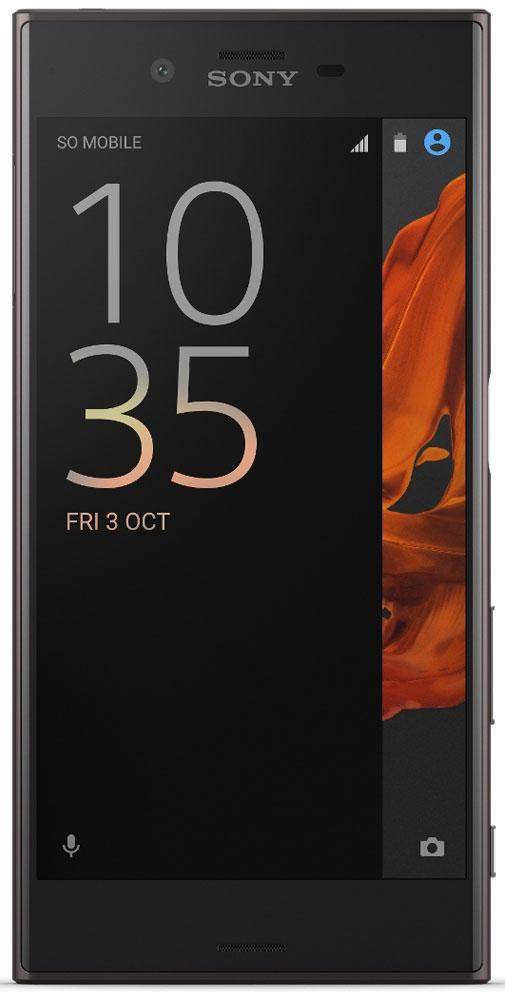 Sony Xperia XZ, Mineral Black1305-0672Каждая деталь Sony Xperia XZ доведена до совершенства. В нём вы найдете инновационные технологии, профессиональную камеру, умный аккумулятор и функции, которые адаптируются под особенности использования смартфона. Всё это и многое другое в стильном, современном дизайне.Камера этого смартфона отлично снимает движущиеся объекты и имеет исключительную цветопередачу. С ней вы сможете запечатлеть мир во всех красках.Датчик изображения прогнозирует движения объекта съемки, чтобы он всегда оставался в фокусе, а фотографии всегда выходили четкими. Сенсор RGBC-IR Считывает данные о видимом и ИК-цвете и корректирует баланс белого, чтобы обеспечить точную цветопередачу.С Xperia XZ вы не упустите момент - камера смартфона отлично снимает даже быстродвижущиеся объекты. Благодаря фирменному датчику изображения и лазерному автофокусу фотография будет четкой и детализированной, даже когда вы снимаете в полутьме.Сенсор RGBC-IR обеспечивает исключительно точную цветопередачу при любых условиях освещения - как под ярким солнцем, так и в помещении. Он анализирует окружающий свет и изменяет настройки так, чтобы изображение на снимке точно соответствовало тому, что вы видите на экране. Фотографии больше не нуждаются в обработке.Благодаря своему лаконичному дизайну Xperia XZ гармонично впишется в вашу жизнь. Его корпус с закругленными краями невероятно удобно ложится в руку. Влагостойкий корпус смартфона позволяет не беспокоиться о брызгах воды или внезапном дожде.Частая зарядка негативно влияет на аккумуляторы большинства смартфонов. В Xperia XZ используется интеллектуальная технология, которая следит, чтобы срок службы аккумулятора не сокращался. Она адаптируется к тому, как вы заряжаете смартфон, и в результате аккумулятор служит вдвое дольше.Благодаря поддержке Hi-Res Audio и технологии цифрового подавления шума никакие посторонние звуки не помешают вам наслаждаться любимой музыкой.В четком дисплее Full HD используются те же передовые технологии, 