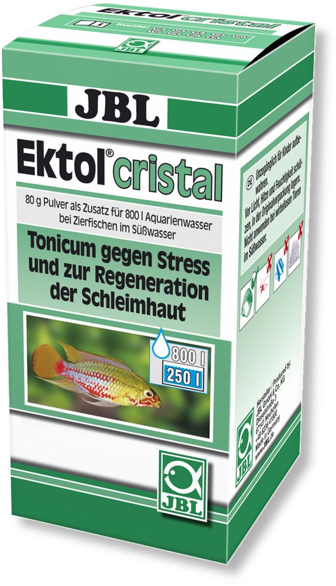 Лекарство для рыб JBL  Ektol Cristal , против паразитов и грибковых заболеваний, 80 г - Ветеринарная аптека