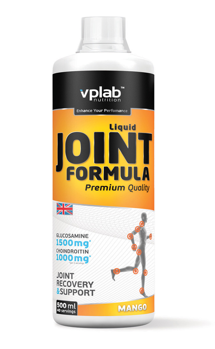 Глюкозамин и Хондроитин VPLab