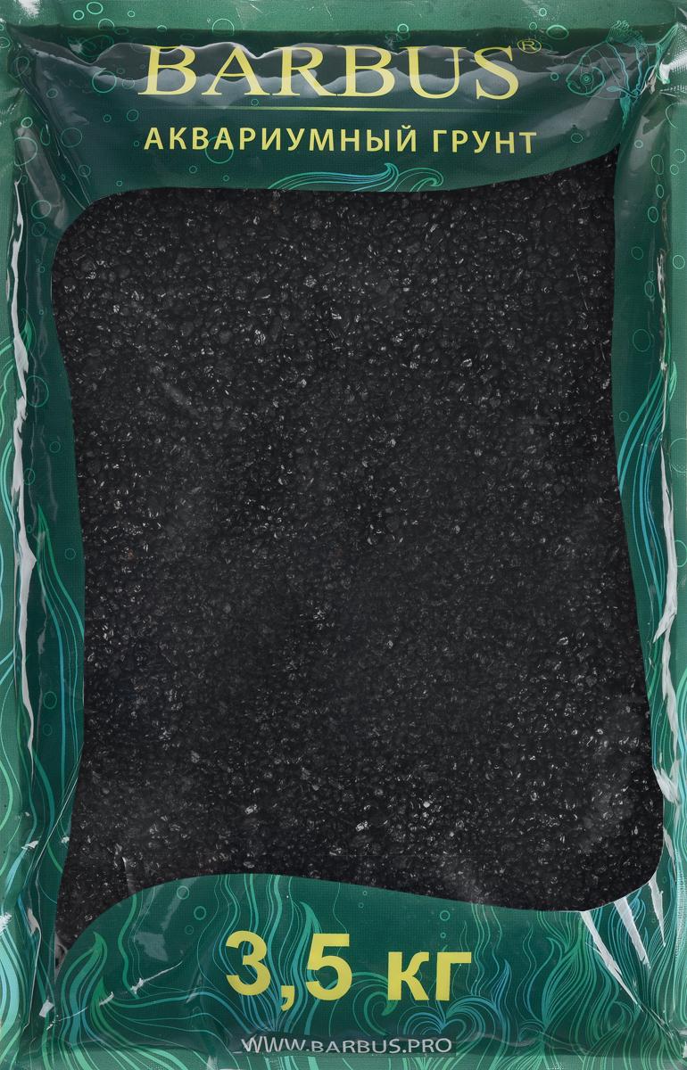 Грунт для аквариума Barbus Премиум, натуральный, кварц, цвет: черный, 2-4 мм, 3,5 кгGRAVEL 029/3,5Натуральный природный грунт в виде кварца Barbus Премиум прекрасно подходит для применения в пресноводных аквариумах, а также в палюдариумах и террариумах.Грунт является субстратом для укоренения водных растений и служит неотъемлемой частью естественной среды обитания аквариумных видов рыб. Нейтральный рН. Не выделяет в воду вредных веществ. Идеален для всех видов рыб и живых растений. Прошел специальную обработку. Рекомендуется перед использованием грунт промыть.Средняя норма засыпки пакета грунта рассчитана на 20 литров воды стандартных размеров аквариума. Фракция: 2-4 мм.