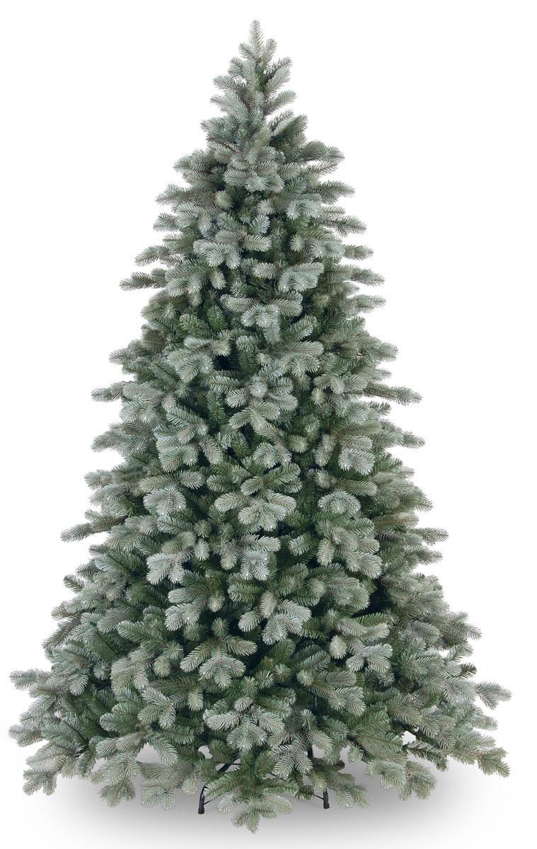 Ель искусственная National Tree Company Poly Frosted Colorado Spruce, цвет: зеленый, белый, высота 152 см national tree company 180 31pc6ms pc3 6ms