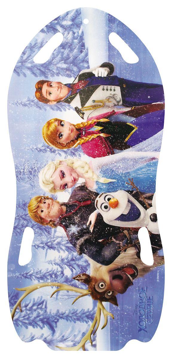 Ледянка для двоих Disney Холодное сердце, 119 см заготовки под роспись disney набор для раскрашивания рюкзака холодное сердце