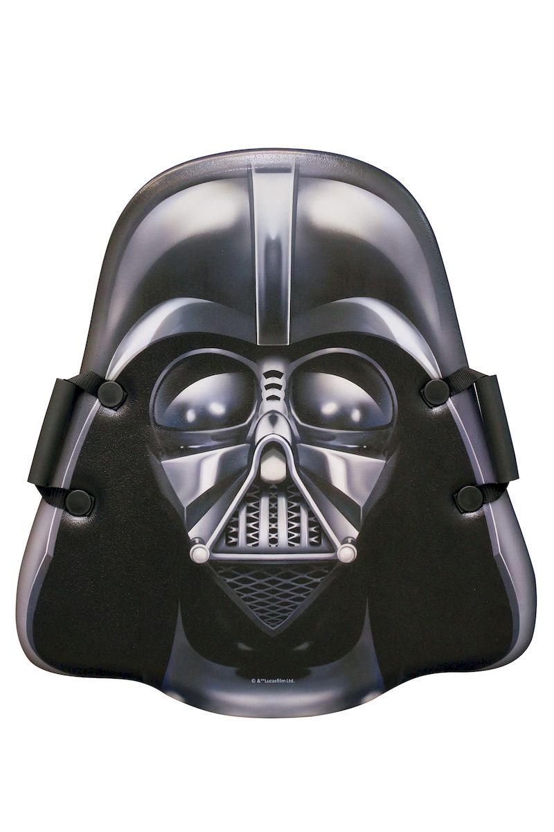 Ледянка Star Wars Darth Vader, с плотными ручками, 70 смТ58179Ледянка Star Wars Darth Vader предназначена для любителей зимних спортивных развлечений. Выполнена из ПВХ.На лицевой стороне имеется изображение с героями любимого фильма. На ледянке имеются плотные ручки для удобства маневрирования.