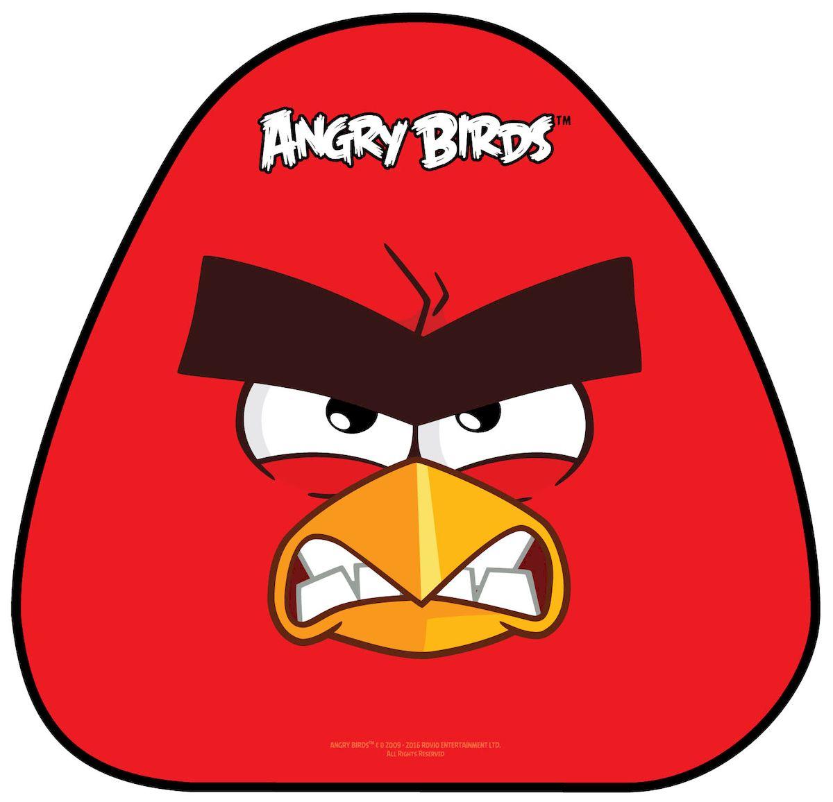 Ледянка 1toy Angry Birds, 52 х 50 см ледянки 1 toy angry birds 92 см