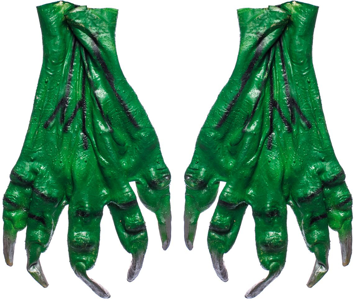 все цены на Rio Аксессуар для карнавального костюма Лапы монстра онлайн