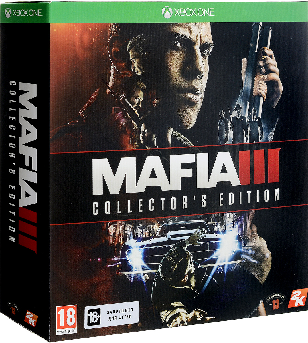 Mafia III. Collector's Edition (Xbox One)