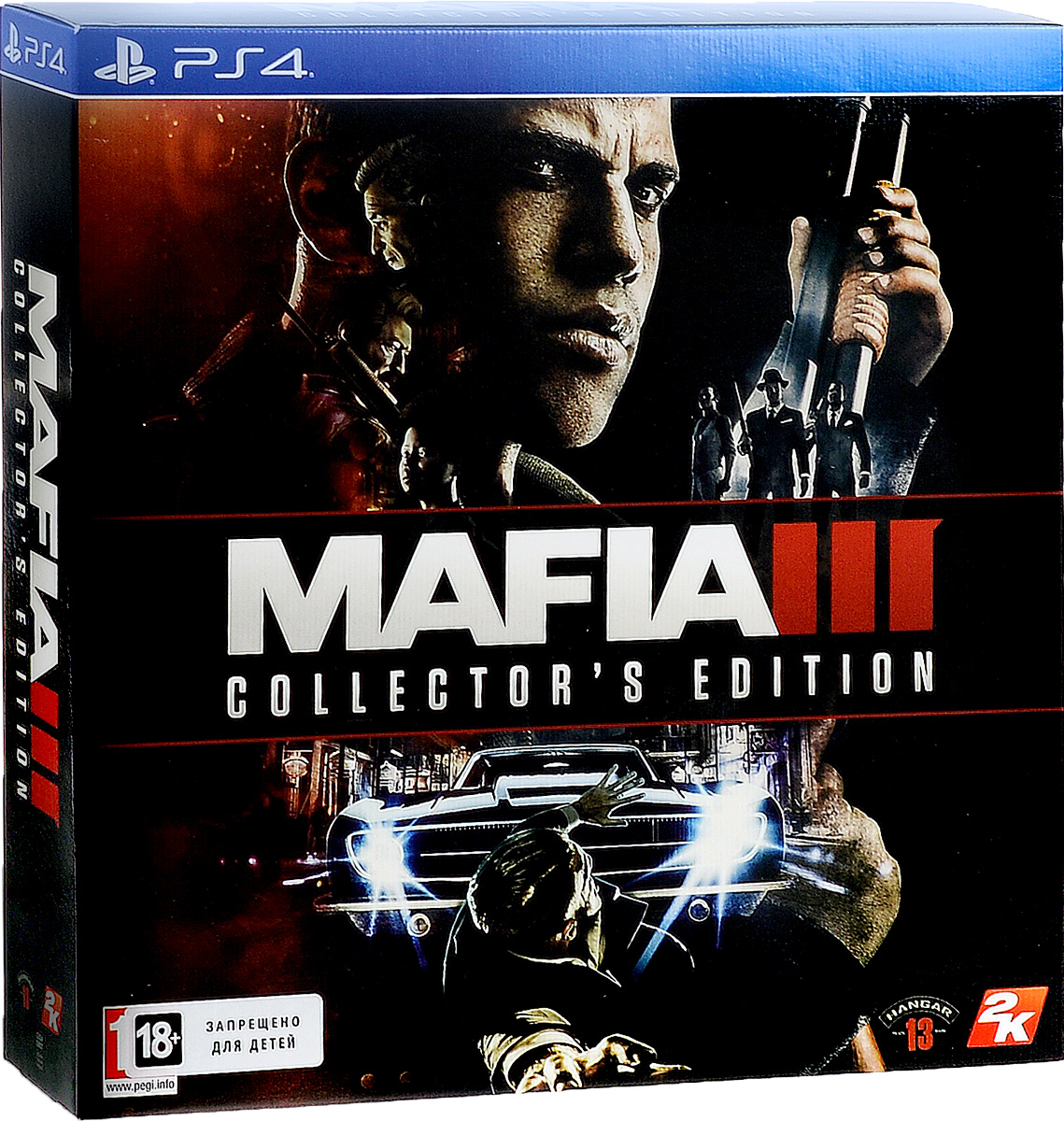 Mafia III. Collector's Edition (PS4)