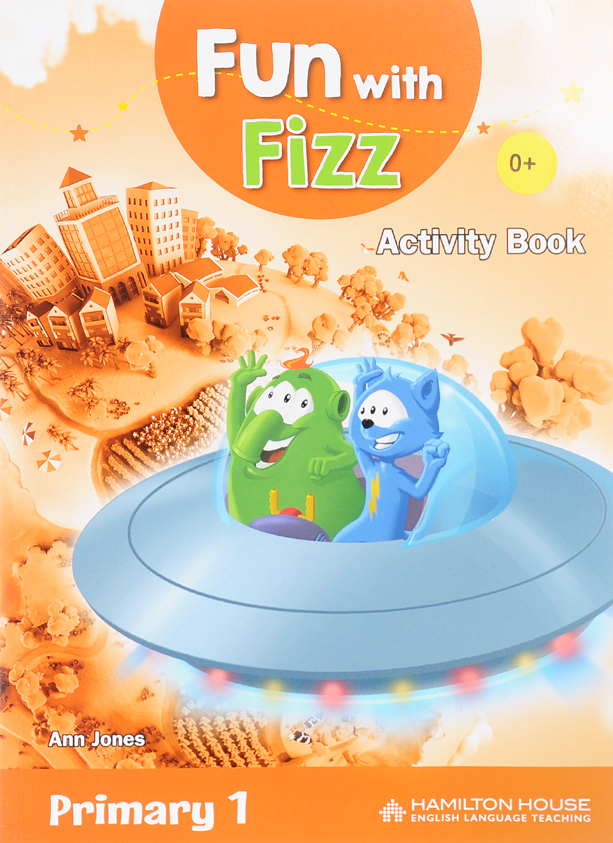 Fun With Fizz: Junior A: Activity Book fun with fizz junior a activity book