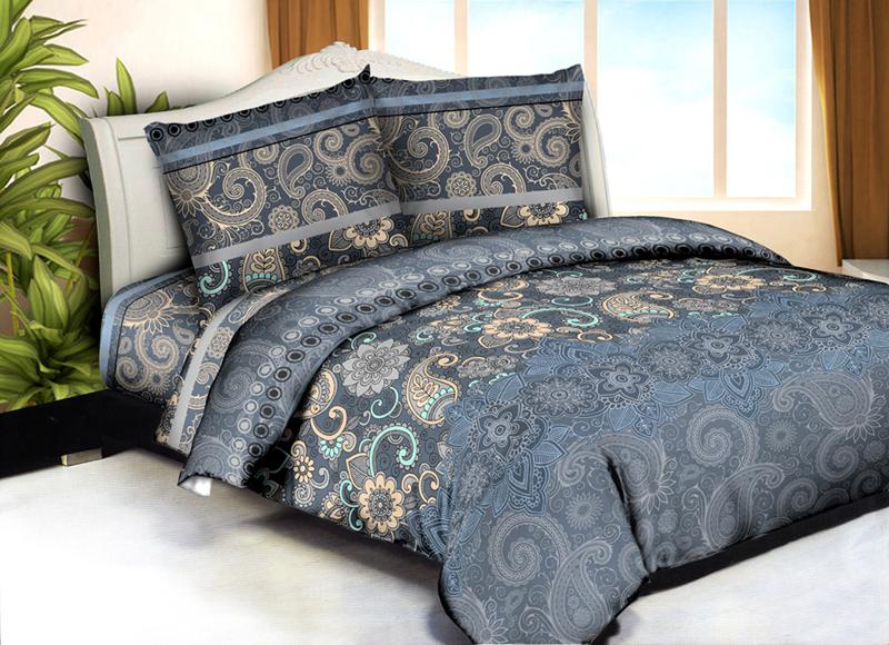 Компект белья Amore Mio Varvara, 1,5 спальный81596Amore Mio – комфорт и уют - каждый день! Amore Mio предлагает оценить соотношению цены и качества коллекции. Разнообразие ярких и современных дизайнов прослужат не один год и всегда будут радовать вас и ваших близких сочностью красок и красивым рисунком. Мако-сатин - свежее решение, для уюта на даче или дома, созданное с любовью для вашего комфорта и отличного настроения! Нано-инновации позволили открыть новую ткань, полученную в результате высокотехнологического процесса, сочетает в себе широкий спектр отличных потребительских характеристик и невысокой стоимости. Легкая, плотная, мягкая ткань, приятна и практична с эффектом персиковой кожуры. Отлично стирается, гладится, быстро сохнет. Дисперсное крашение, великолепно передает качество рисунков, и необычайно устойчива к истиранию.