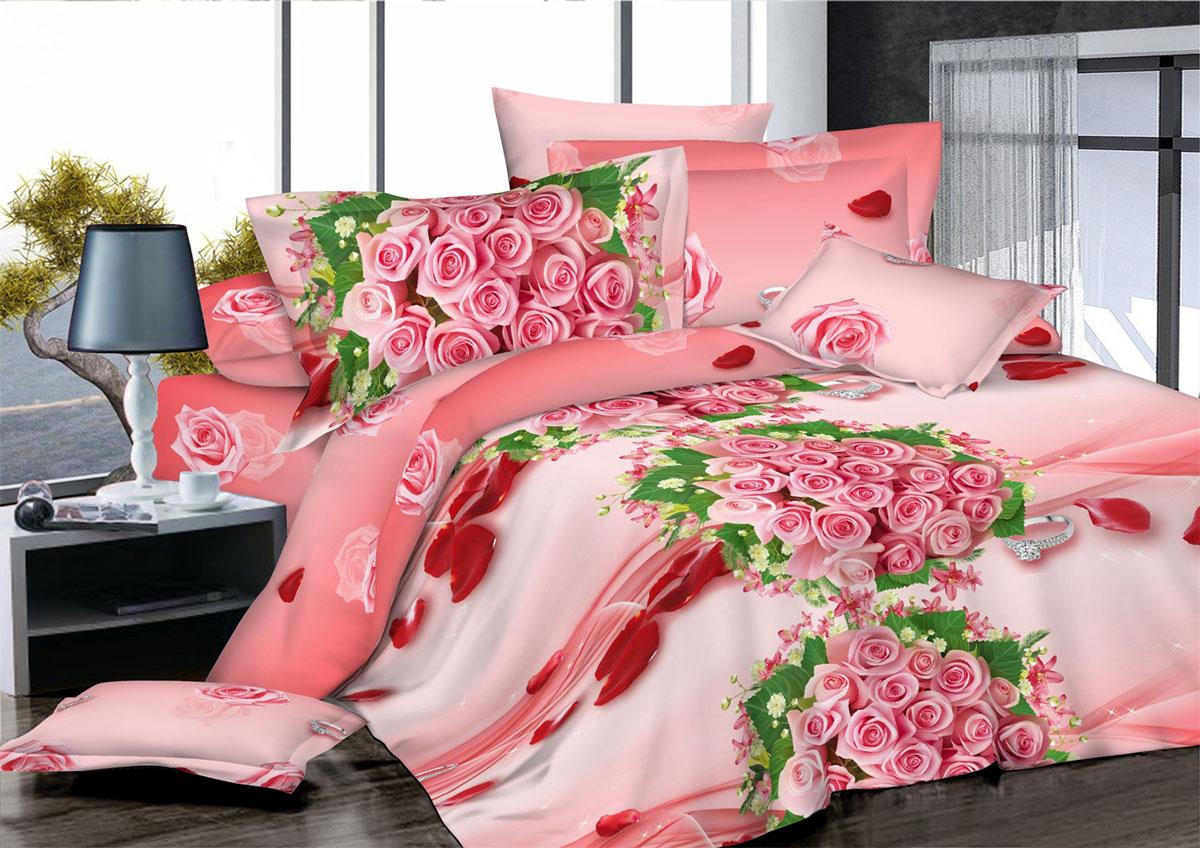 Комплект белья Amore Mio Viktoria, евро, наволочки 70х7081645Комплект постельного белья Amore Mio является экологически безопасным для всей семьи, так как выполнен из полиэстера. Комплект состоит из пододеяльника, простыни и двух наволочек. Постельное белье оформлено оригинальным рисунком и имеет изысканный внешний вид.Легкая, плотная, мягкая ткань, приятна и практична с эффектом персиковой кожуры. Отлично стирается, гладится, быстро сохнет. Дисперсное крашение, великолепно передает качество рисунков, и необычайно устойчива к истиранию.Легкая, плотная, мягкая ткань отлично стирается, гладится, быстро сохнет.