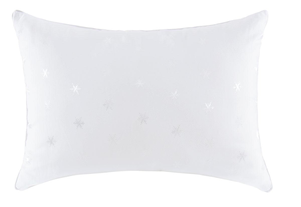 Подушка SPAtex, наполнитель: искусственный лебяжий пух, 50 х 70198786Подушка SPAtex изделия имеют мягкую, лёгкую и воздухопроницаемую фактуру, создают прохладную и спокойную атмосферу сна, предупреждают скопление влаги, сохраняют свежесть и гигиенические свойства. Вставка Climatbalance 3D с воздушными каналами создаёт активный воздухообмен, обеспечивая подушке и одеялу особую гипервентиляцию. Подушка имеет сложную конусообразную конструкцию для создания максимального комфорта, «утопания» и мягкой поддержки головы.
