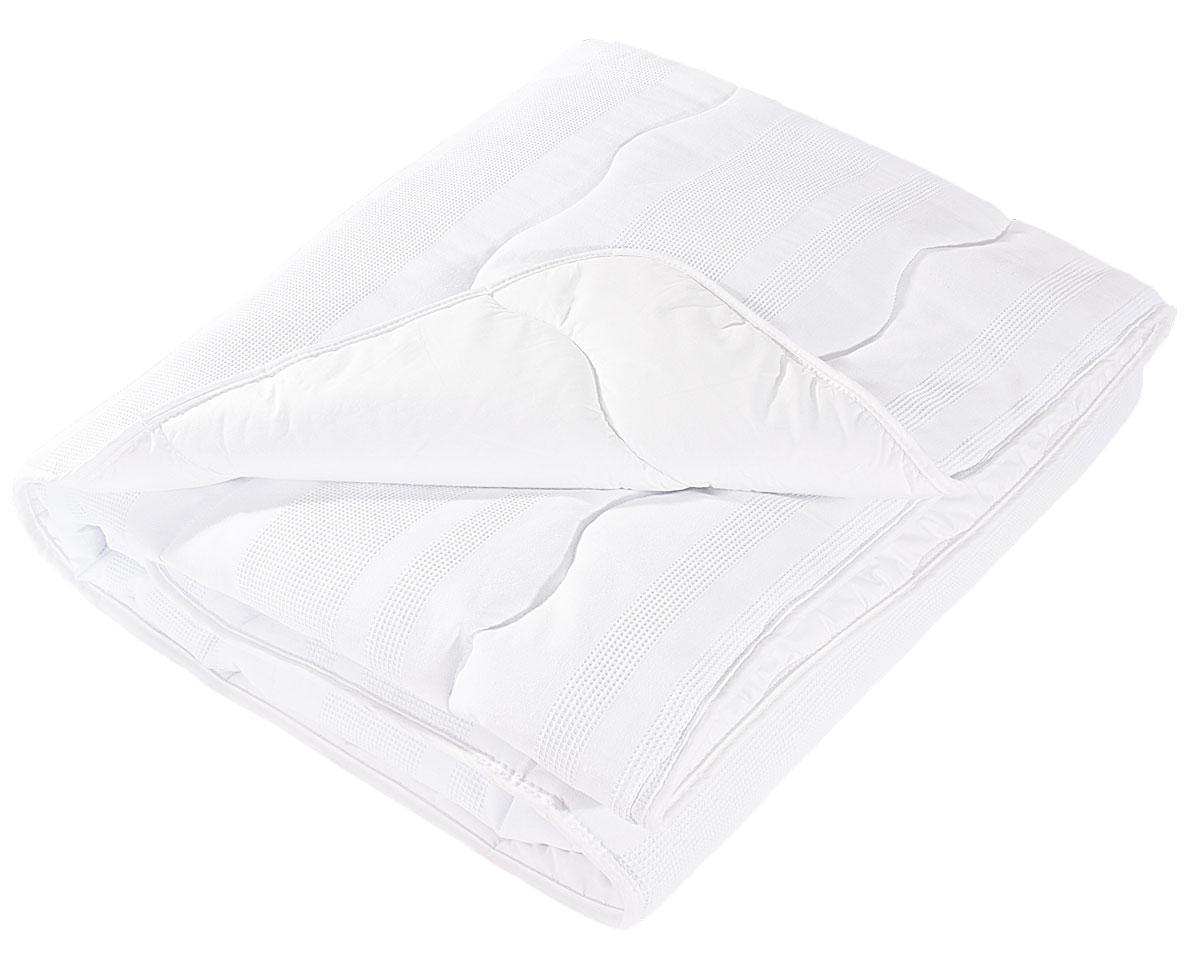 Одеяло SPAtex, наполнитель: вискозное волокно, 140 х 205 см198788Одеяло SPAtex - ткань из хлопка имеет трёхмерный контурный рельеф, благодаря которому наши изделия оказывают мягкое массажное воздействие и помогают погрузиться в состояние релакса. Обладает мягким точечным массажным эффектом, способствует расслаблению мышц тела, отличный теплообмен, ваше тело «дышит», не раздражает кожу.