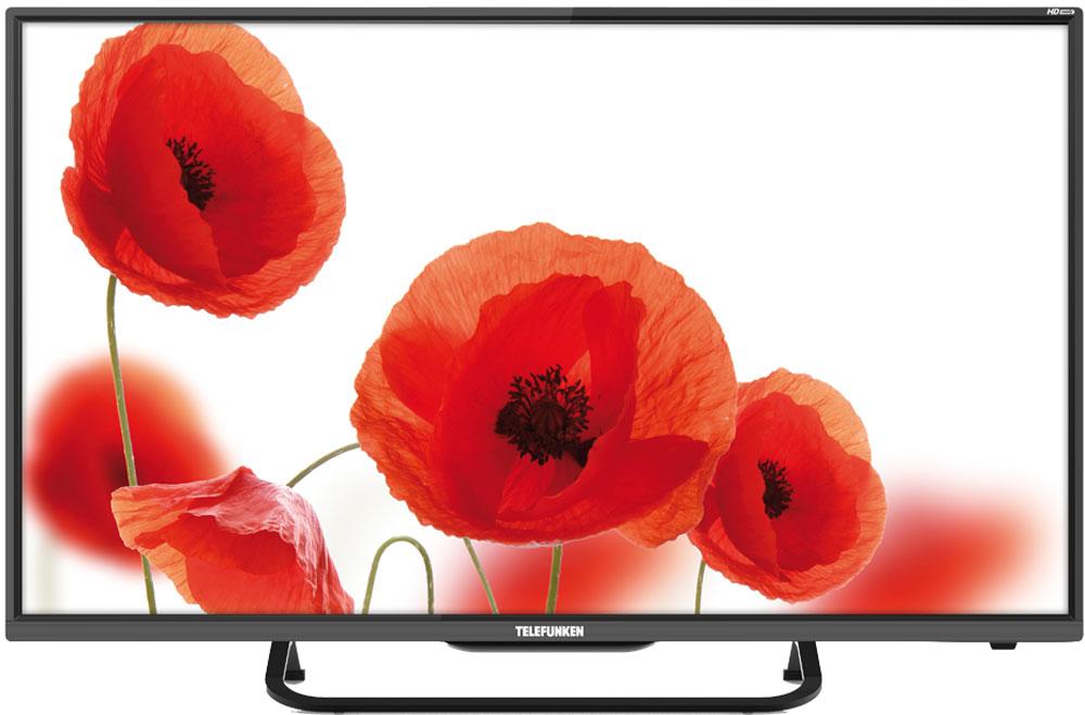 Telefunken TF-LED32S37T2, Black телевизор