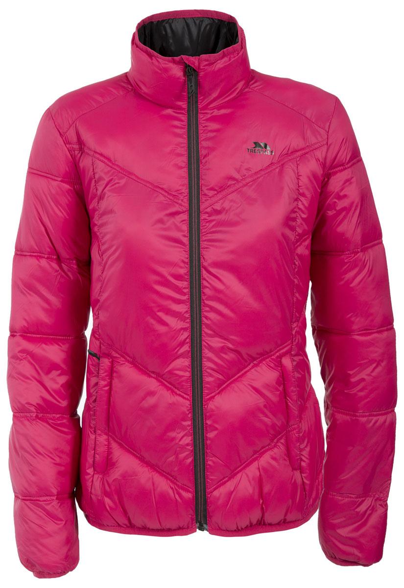Куртка женская Trespass Nakina, цвет: розовый. FAJKCAL20002. Размер S (44)FAJKCAL20002Великолепная теплая куртка Trespass Nakina выполнена из 100% полиэстера. Утеплитель ColdHeat 200 г/м2 (синтетический, микроволоконный с функцией быстрого отвода влаги и высоким уровнем теплозащиты и износостойкости). Прекрасно подойдет как для города, так и для отдыха на природе.
