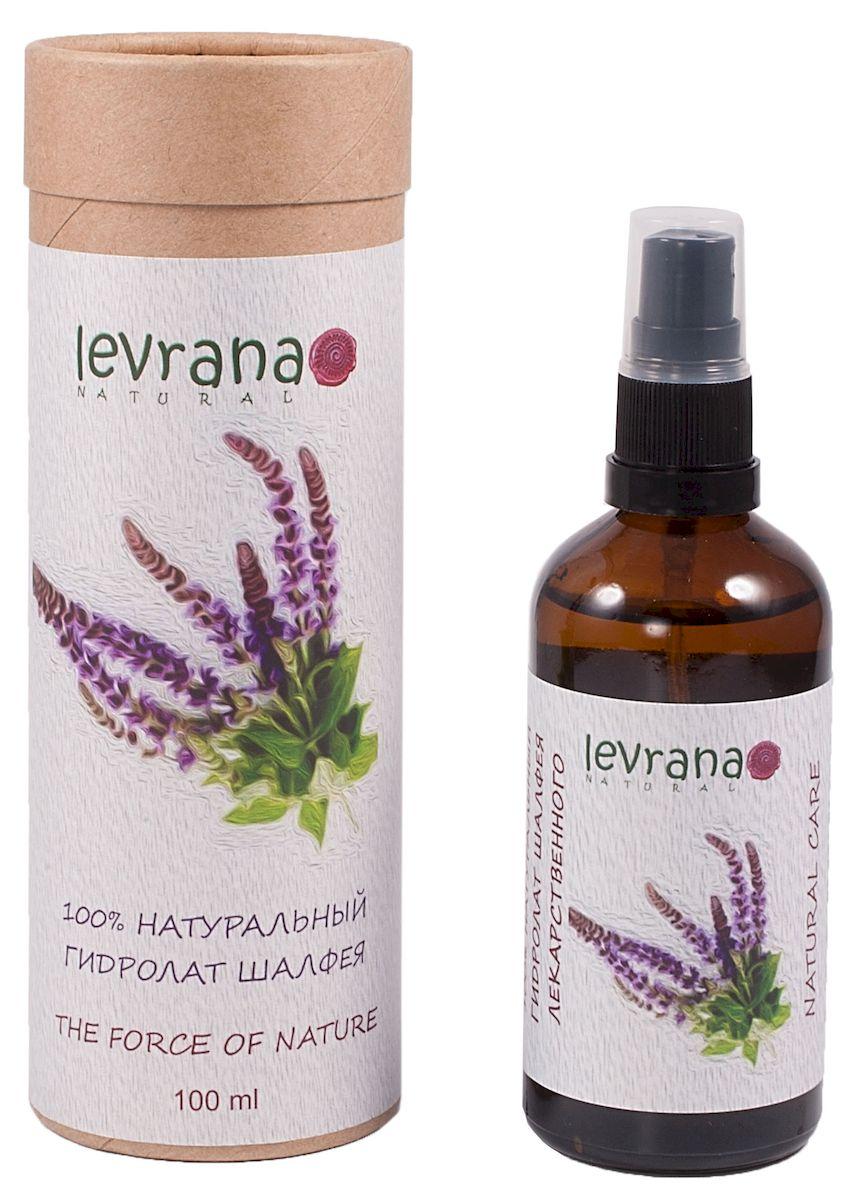 Levrana 100% Натуральный гидролат Шалфея, 100 млFW02100% натуральный гидролат цветков Шалфея Лекарственного. Оказывает успокаивающее, антисептическое, бактерицидное, противовоспалительное, заживляющее и тонизирующее действие на кожу. Укрепляет волосы, стимулирует их рост, придает здоровый вид тусклым волосам. Делает волосышелковистыми и блестящими.В переводе с латинского Шалфей символизирует «спасение».Гидролат можно использовать для ежедневного ухода за кожей и волосами, просто распылите гидролат когда хотите освежиться.