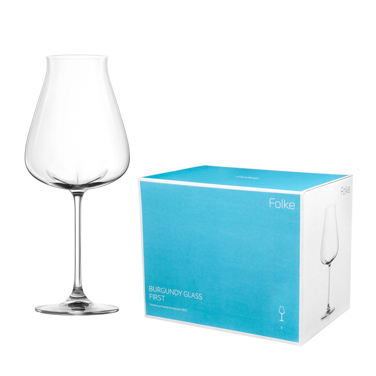 Набор бокалов для вина Folke Burgundy Glass, 700 мл, 6 шт. 2007178U2007178UНабор Folke Burgundy Glass - это бокалы для вина из бессвинцового хрусталя высшего качества. Изделия отличаются исключительной чистотой и повышенной устойчивостью к механическим повреждениям. Улучшенные характеристики изделий позволяют использовать их повседневно в домашних условиях и в ресторанном бизнесе. Оригинальный дизайн позволяет любому напитку полностью раскрыться и заиграть новыми красками. Это поистине уникальное творение современных технологий и многолетнего опыта лучших мировых сомелье.