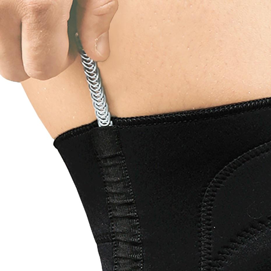 Повязка Tonus Elast для фиксации коленного сустава c пружинными вставками.  9903-01.  Размер 3
