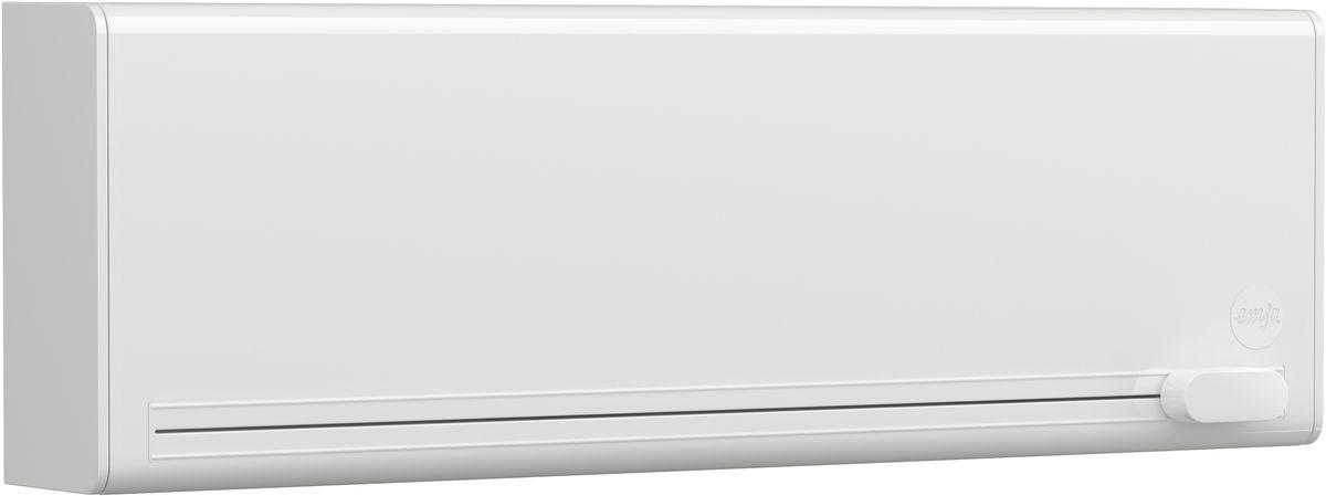 Диспенсер для пленки и фольги Emsa Smart, цвет: белый, 38 x 12,8 x 7,7 см. 515231