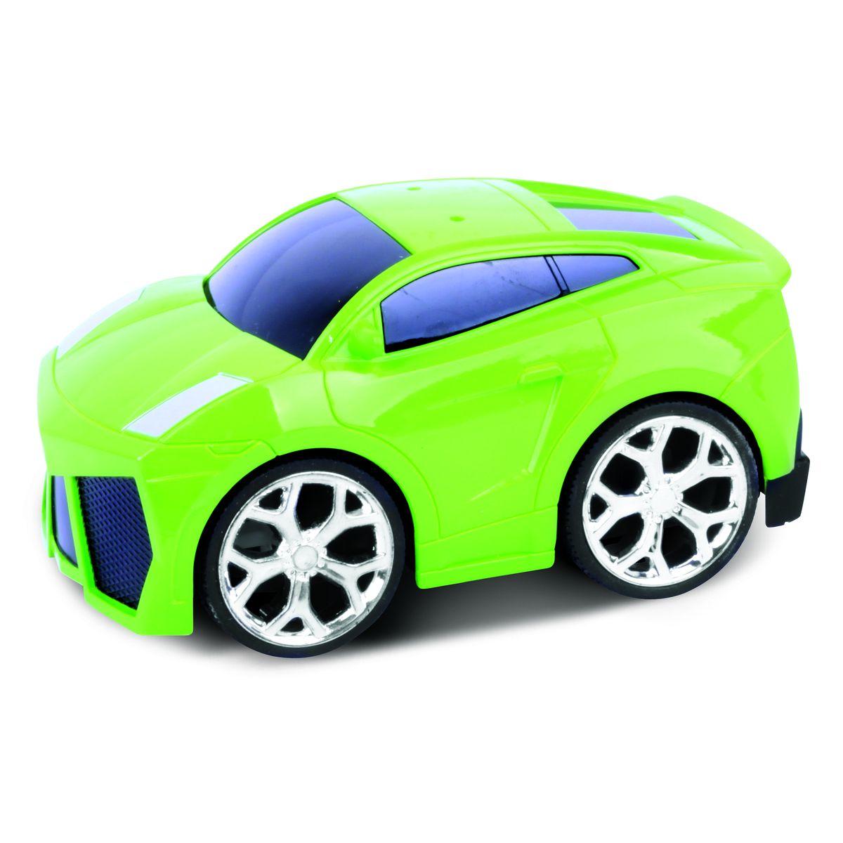 Bluesea Машинка на радиоуправлении Racing Car цвет зеленый