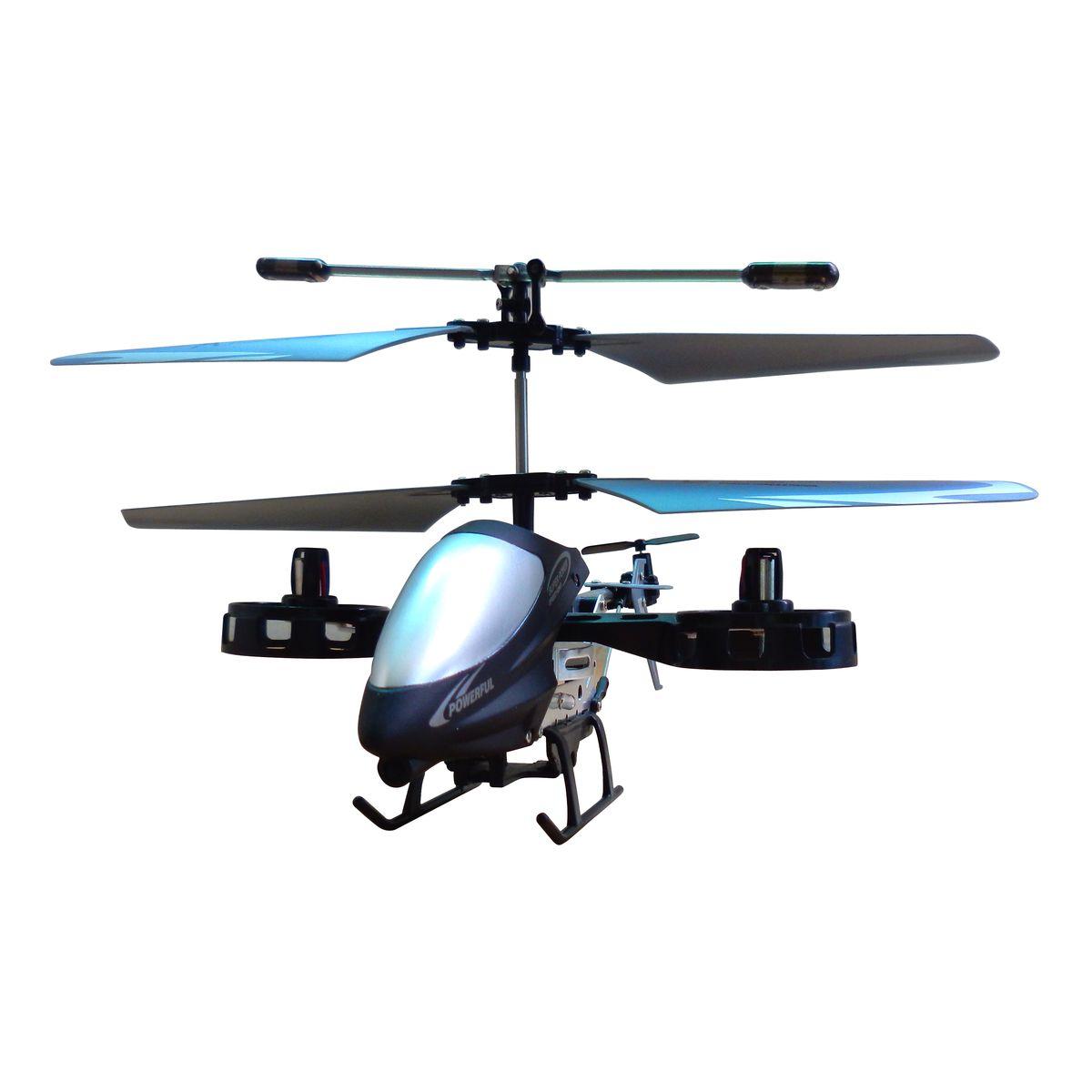 Blue Sea Вертолет на ИК управлении L607 с гироскопом - Радиоуправляемые игрушки