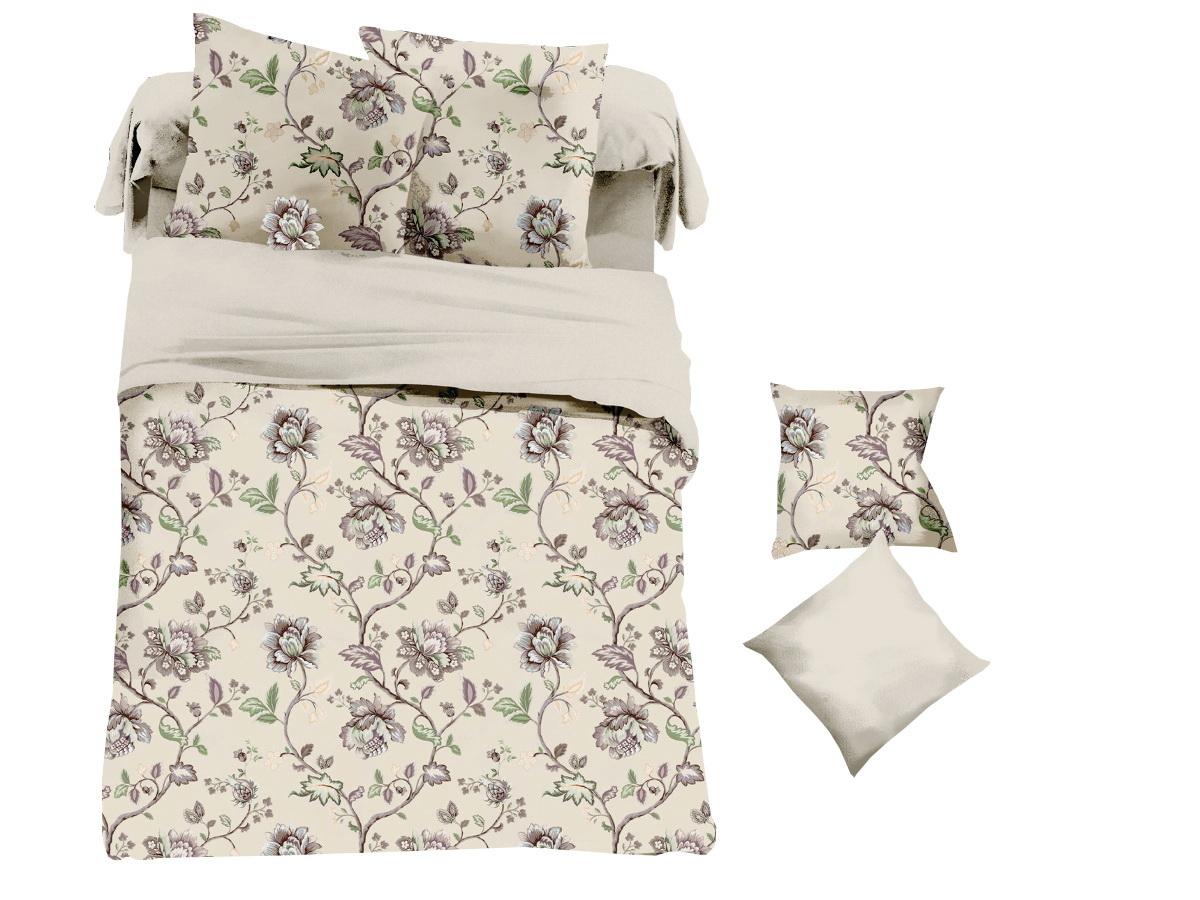 Комплект белья Cleo Сатиновое крем-брюле, 1,5-спальный, наволочки 70х7015/035-PLКоллекция постельного белья из микросатина CLEO – совершенство экономии, но не на качестве! Благодаря новейшим технологиям микросатин – это прочность, легкость, простота в уходе, всегда яркие цвета после стирки. Микро-сатин набирает все большую популярность, благодаря своим уникальным характеристикам. Окраска материала - стойкая, цветовая палитра - яркая, насыщенная. Микро-сатин хорошо впитывает влагу, а после стирки быстро сохнет, становясь шелковистым на ощупь, мягким и воздушным. Комплект состоит из пододеяльника, двух наволочек и простыни.