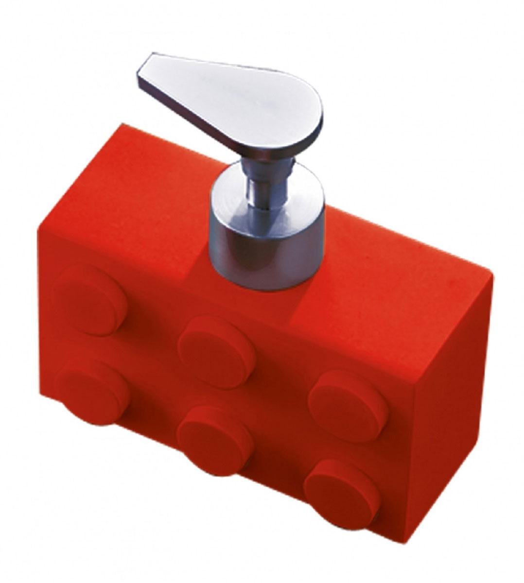 Дозатор для жидкого мыла Ridder Bob, цвет: красный, 280 мл22210506Дозатор для жидкого мыла Ridder Bob, изготовленный из экологичной полирезины,отлично подойдет для вашей ванной комнаты.Такой аксессуар очень удобен в использовании,достаточно лишь перелить жидкое мыло вдозатор, а когда необходимо использованиемыла, легким нажатием выдавить нужноеколичество. Дозатор для жидкого мыла Ridder Bobсоздаст особую атмосферу уюта и максимальногокомфорта в ванной.Объем дозатора: 280 мл.