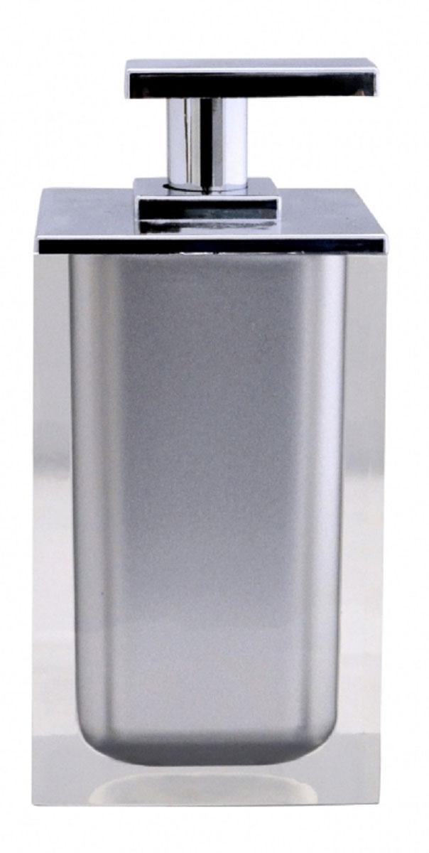 Дозатор для жидкого мыла Ridder Colours, цвет: серый, 300 мл22280507Дозатор для жидкого мыла Ridder Colours, изготовленный из экологичной полирезины,отлично подойдет для вашей ванной комнаты.Такой аксессуар очень удобен в использовании, достаточно лишь перелить жидкое мыло вдозатор, а когда необходимо использование мыла, легким нажатием выдавить нужноеколичество. Дозатор для жидкого мыла Ridder Colours создаст особую атмосферу уюта и максимальногокомфорта в ванной.Объем дозатора: 300 мл.