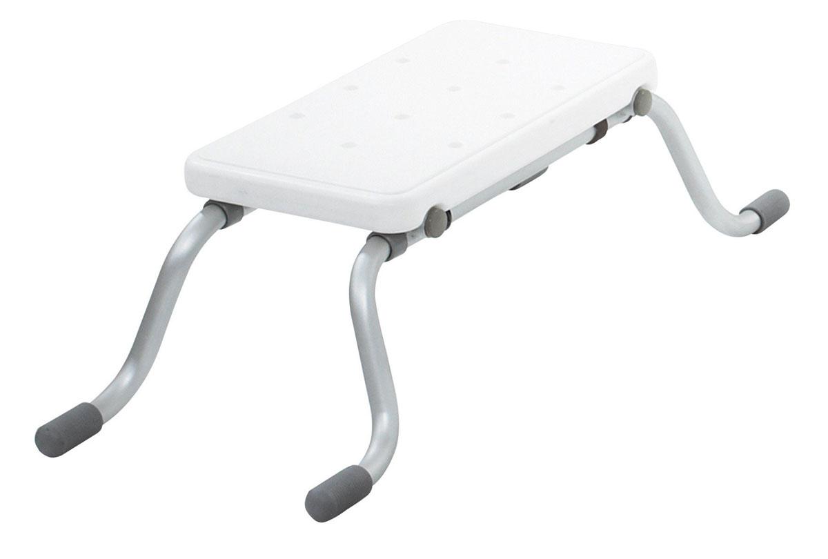 Сиденье в ванну Ridder Promo, цвет: белый. А0042001А0042001Сиденье в ванную Ridder Promo создано для комфорта и безопасности, в том числе пожилых людей и лиц с ограниченными возможностями. Не содержит токсичных веществ. Данное изделие имеет рифленую и вентилирующую поверхность. Для установки ножек в том или ином положении отвертка не нужна - в комплекте предусмотрены специальные фиксаторы (4 шт).Размеры сиденья: 41 х 22 см.