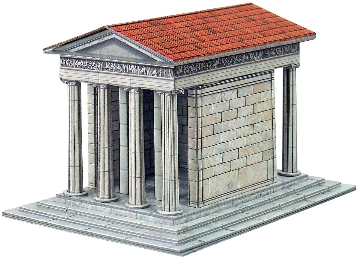 Умная бумага 3D пазл Храм Ники Аптерос