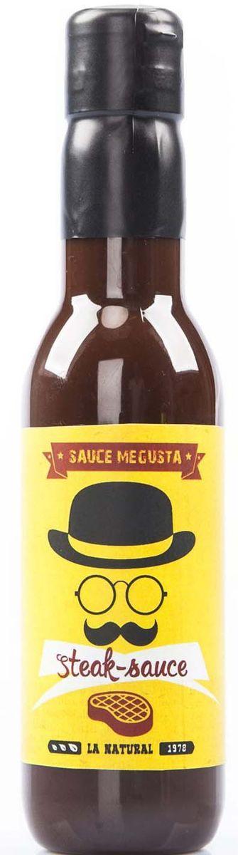 Megusta соус-стейк, 200 г соус сябу сябу в хабаровске