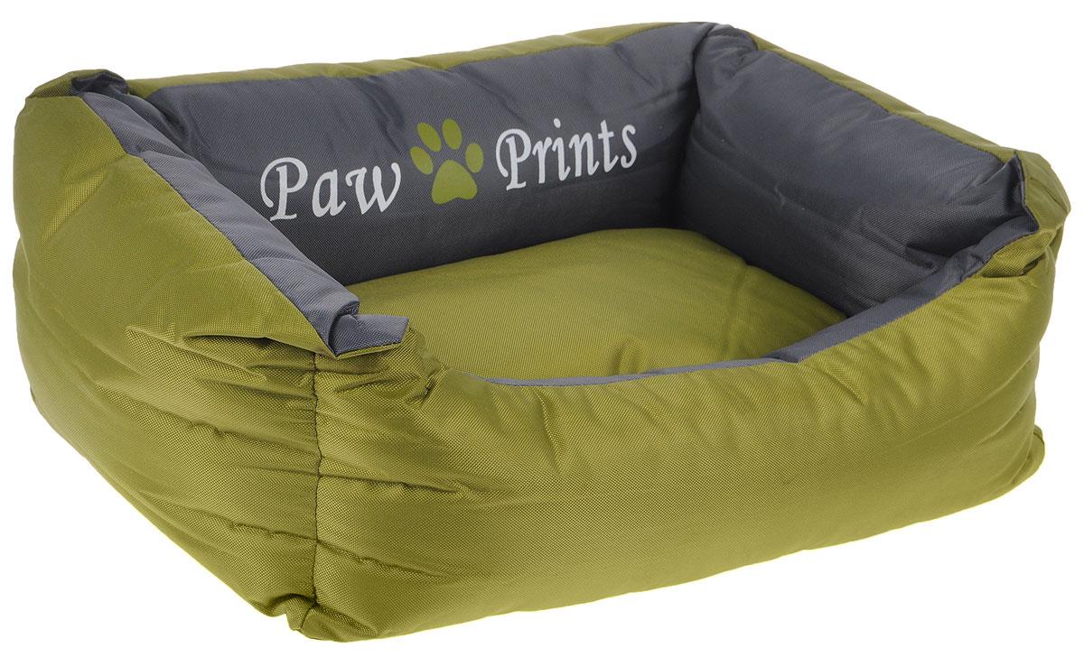 Лежак для животных Каскад Монако. №2, 55 х 42 х 17 см игрушка для животных каскад удочка с микки маусом 47 см