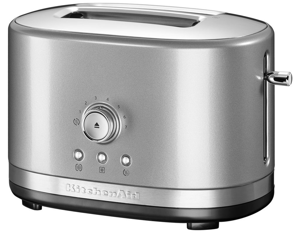 KitchenAid 5KMT2116ECU, Silver тостер