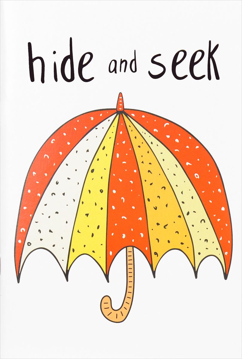 Hide and Seek. Блокнот для записей seek thermal