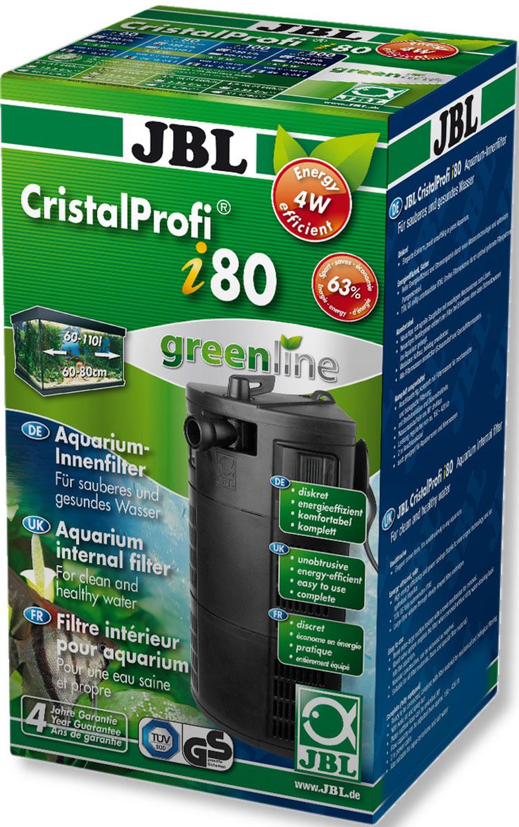 Фильтр для аквариума внутренний JBL CristalProfi i80 greenline, угловой, 60-110 л, 150-420 л/ч фильтр для объектива kase mcuv 86mm
