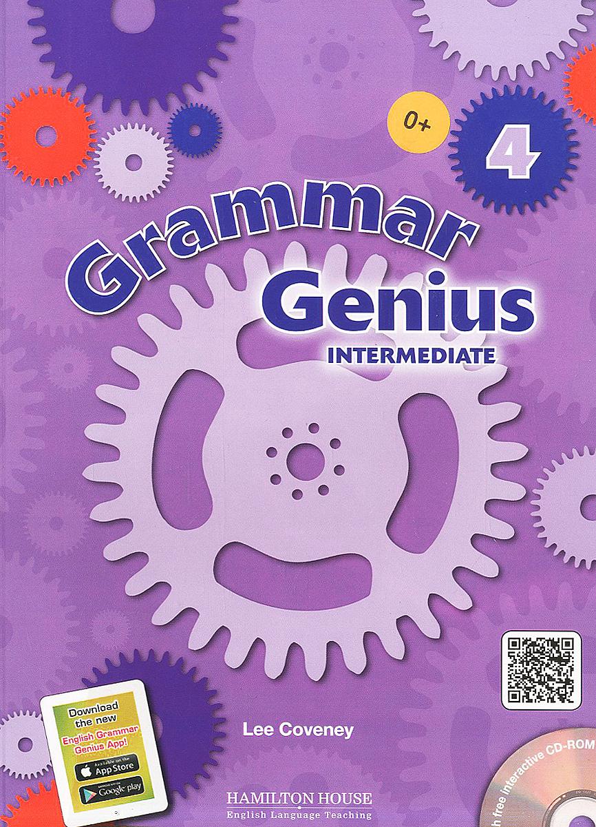Grammar Genius 4: Intermediate - CEF: B1 (+ CD-ROM) top grammar plus pre intermediate with cd rom