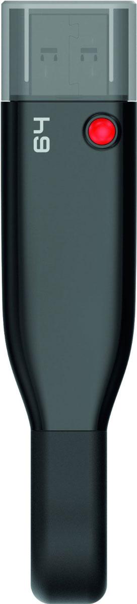 Emtec iCobra 64GB, Black USB-накопитель - Носители информации