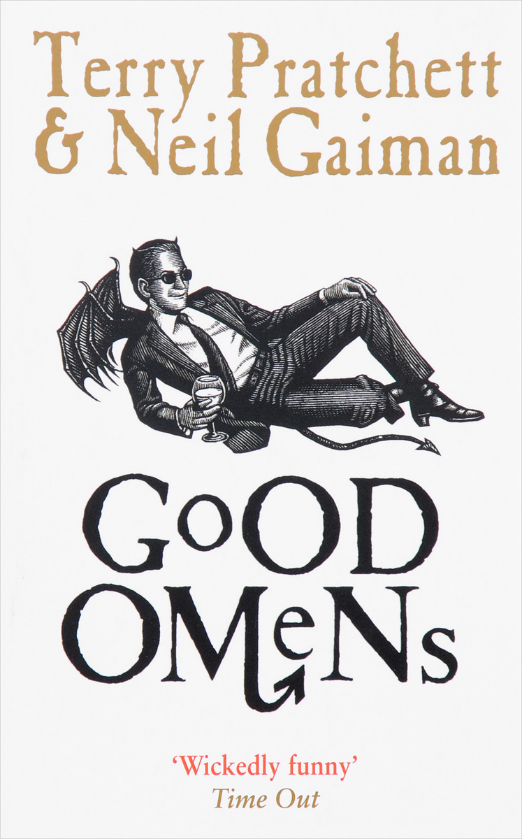 Good Omens футболка для беременных there is only a good mother 00031 2015