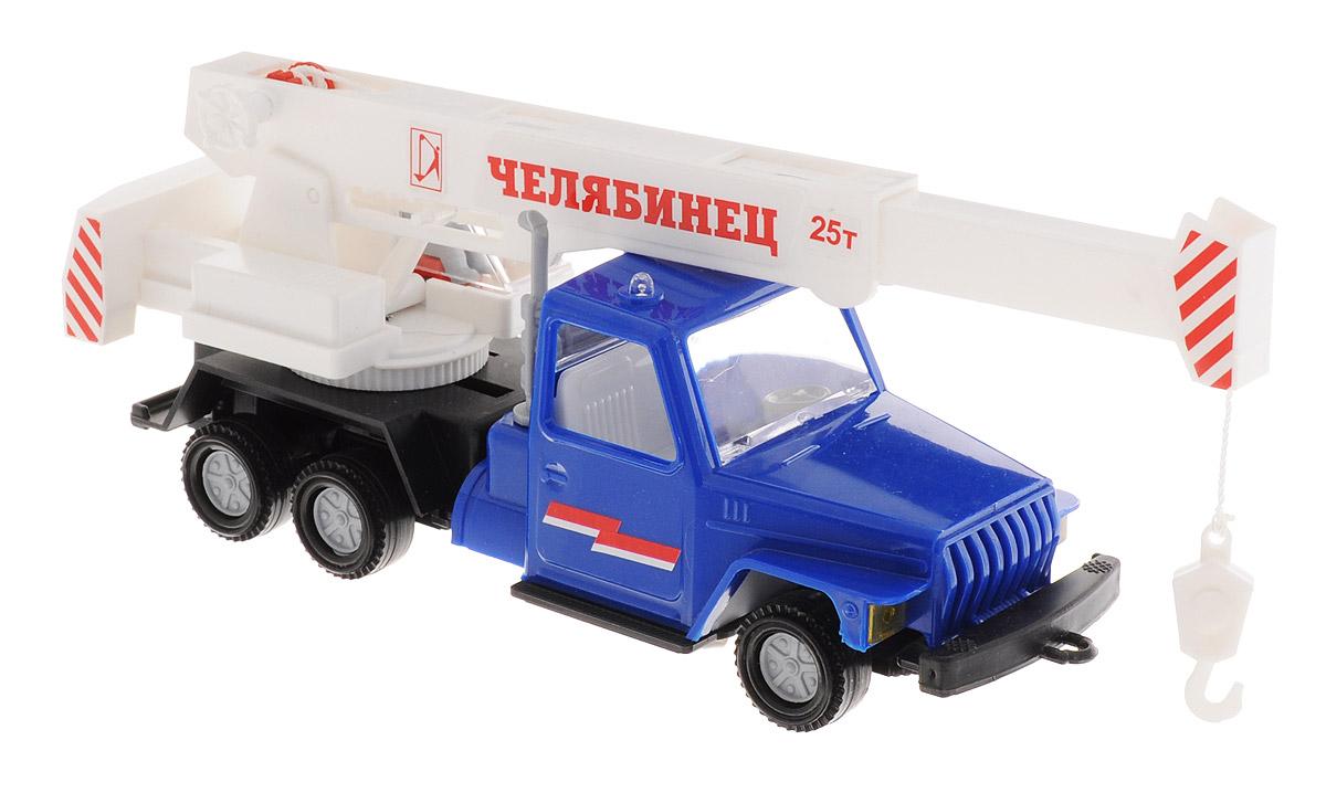 Форма Автокран Урал