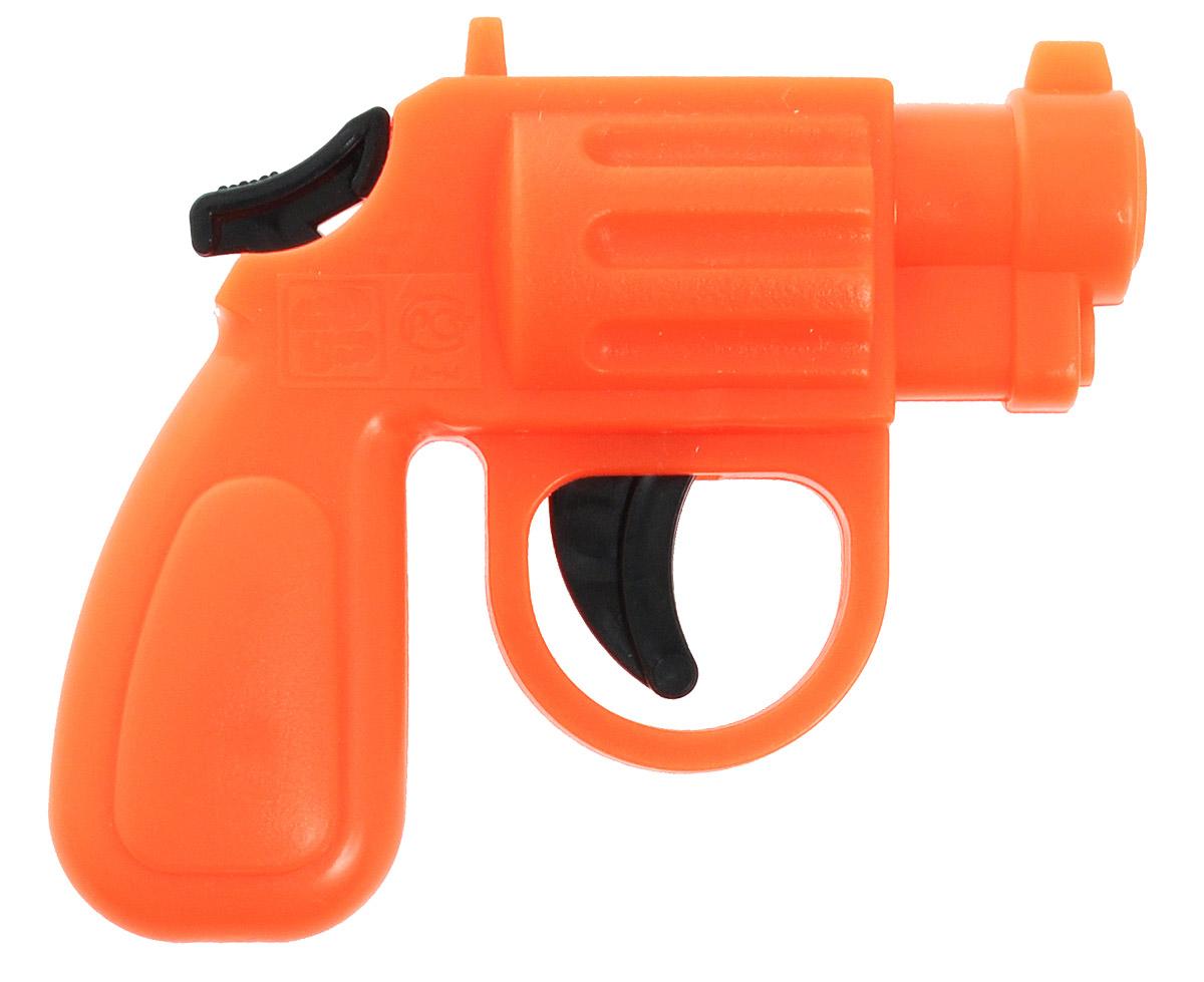 Форма Пистолет Малышки цвет оранжевый Форма