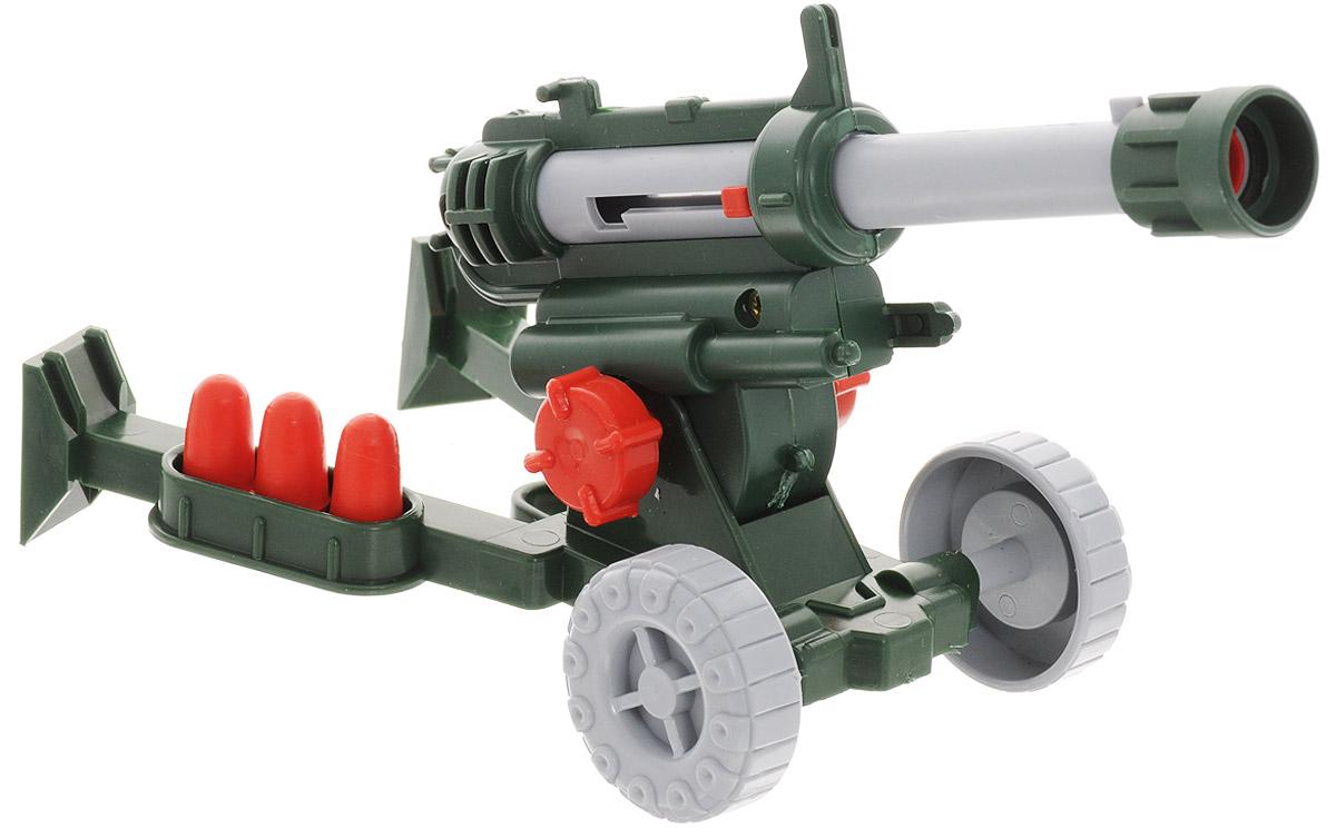 Форма Пушка конструктор пушка 3м 120