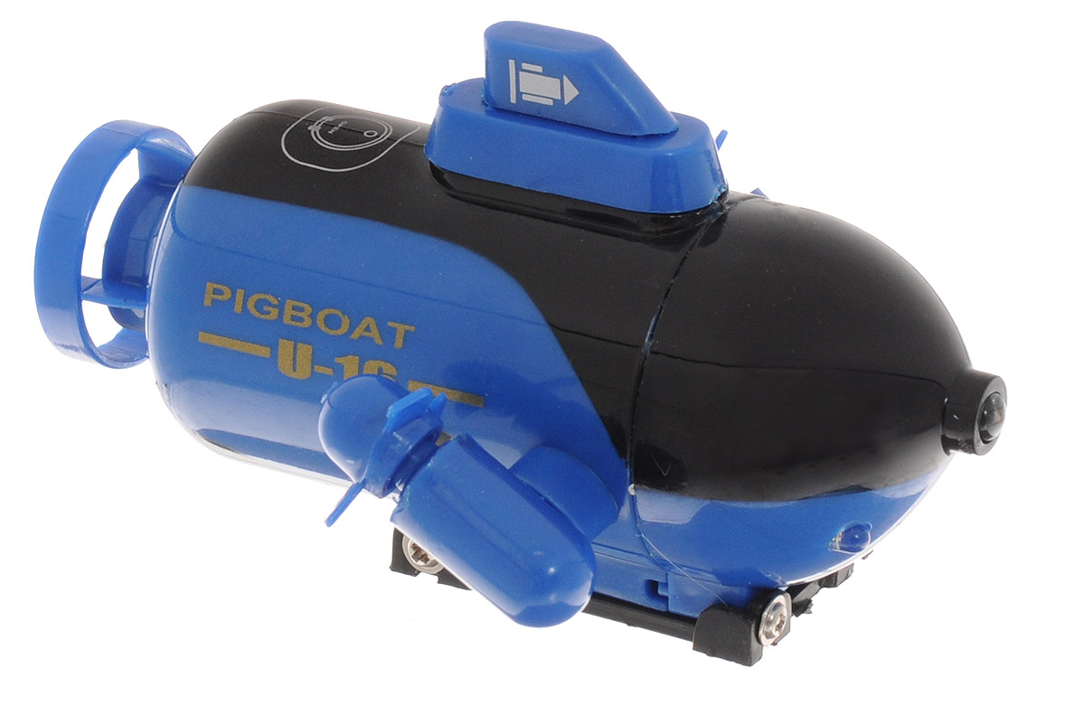 Pilotage Подводная лодка на радиоуправлении Mini Submarine цвет синий