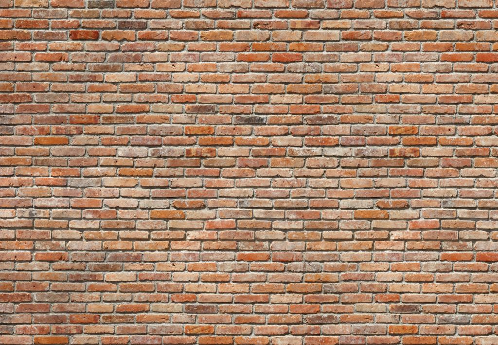 Фотообои Komar Кирпичная кладка, 3,68 х 2,54 м коллинсон д кирпичная кладка полное руководство